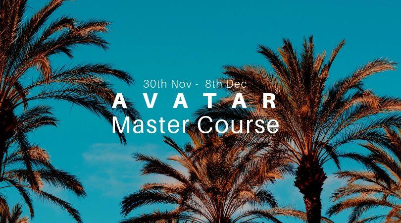 Avatar Master Course NovDec 2019