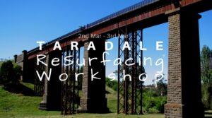 Taradale ReSurfacing 2-3 Mar 2019