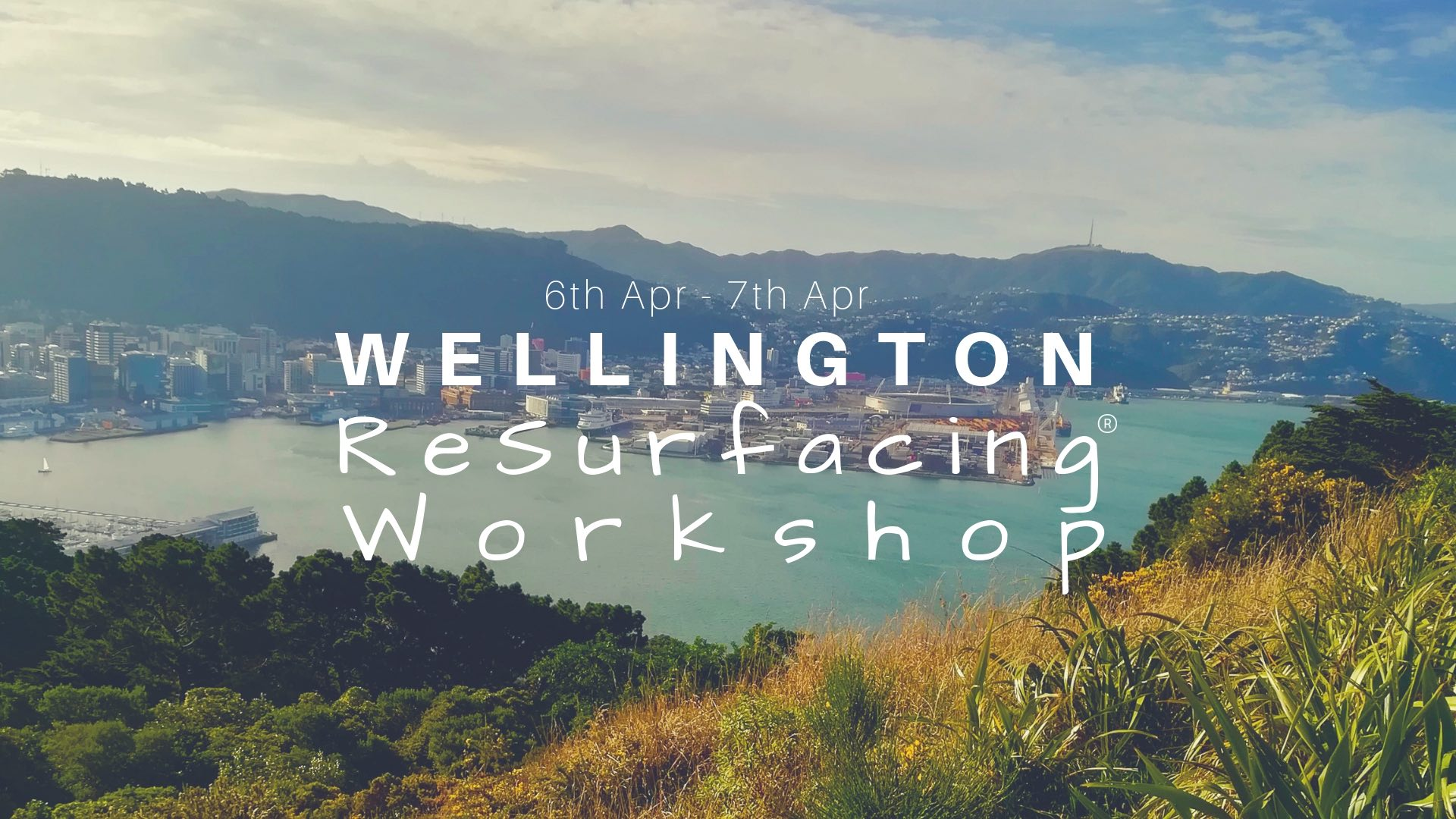 Wellington ReSurf 6-7 April 2019